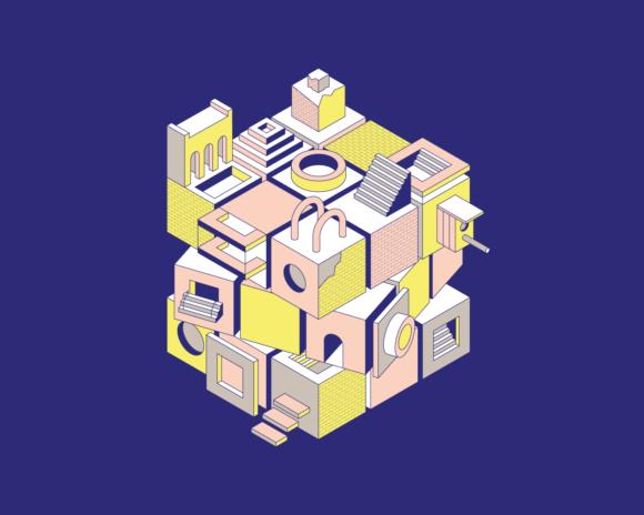 Open House Vilnius 2019 Poster